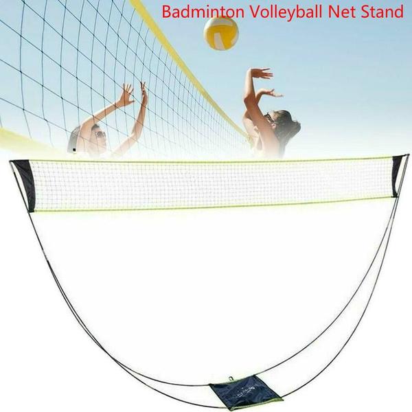 beachvolleyballnet, Outdoor, badminitonnetstand, Home & Living
