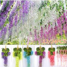 wisteriaflower, Decor, Flowers, Garden
