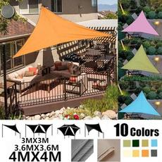 sunshadesail, Triangles, Garden, Waterproof