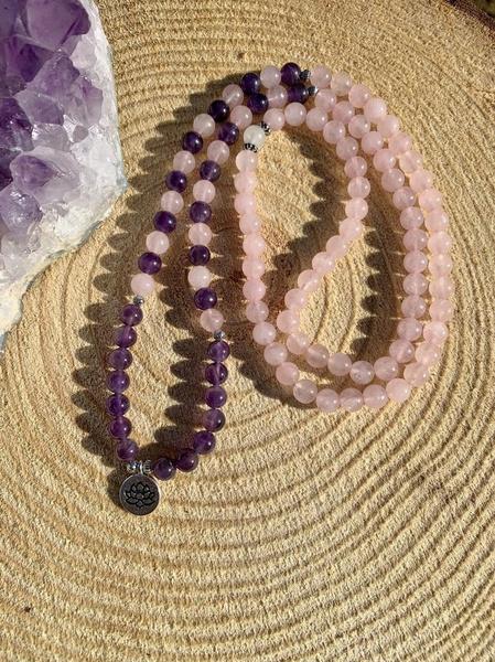 Necklace, Charm, quartz, Love