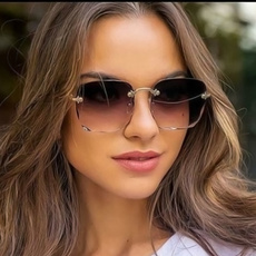 Fashion Sunglasses, rimlesssunglasse, plastic sunglasses, Fashion Accessories