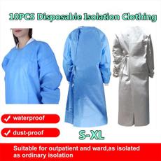 protectiveclothing, isolationclothing, Waterproof, unisex
