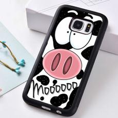 case, Cell Phone Case, cowface, cow