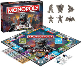 unisex, Game, black, usaopoly