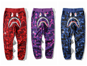 Shark, trousers, sport pants, pants