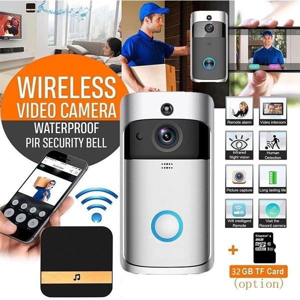 Indoor, recordingdoorbell, Photography, doorbell