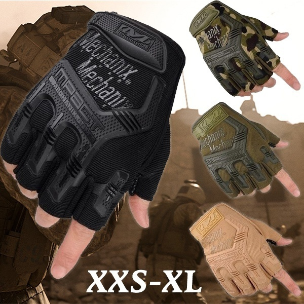 Outdoor, Hunting, Army, Gloves