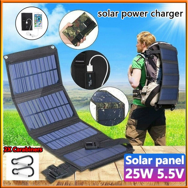portablesolarcharger, Outdoor, foldablesolarpanel, camping