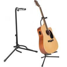 foldingstand, guitarhanger, guitarfloorstand, Bass