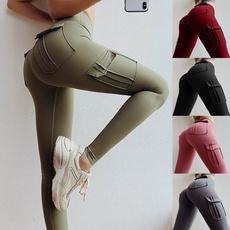 Waist, Leggings, scrunch, Yoga