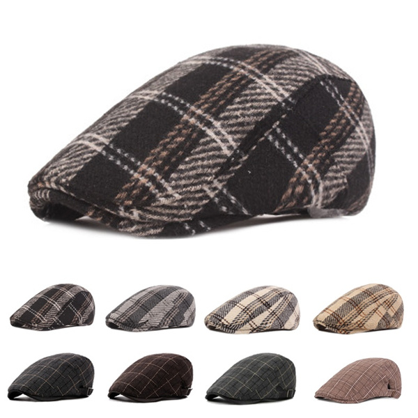 Newsboy Caps, sports cap, Men, plaincap