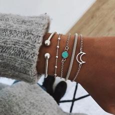 Beaded Bracelets, Jewelry, Chain, Beaded
