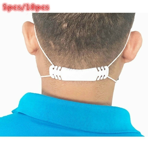 earropeextensionbuckle, antislip, Masks, Comfortable