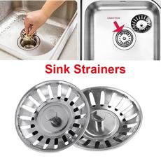 Steel, sinkplug, Bathroom, sinkstrainer