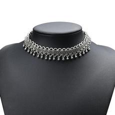 Tassels, Shorts, punk necklace, Jewelry