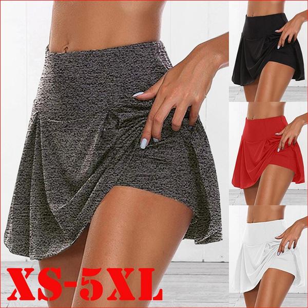 Mini, jupefemme, Underwear, solidcasualskirt