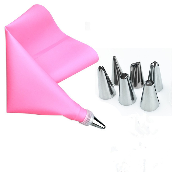 Steel, Kitchen & Dining, Stainless Steel, pipingnozzle