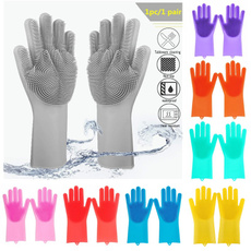 dishwashingglove, washing, siliconeglove, Silicone