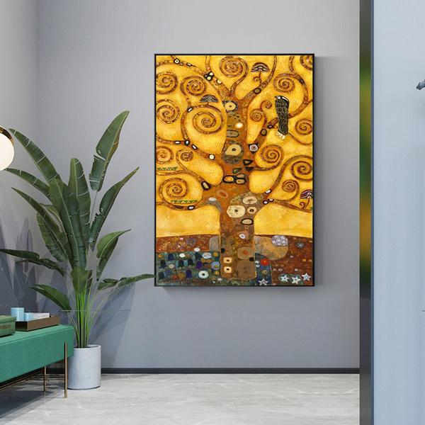 bedroomwallpicture, landscapecanvasprint, art, canvas paintig