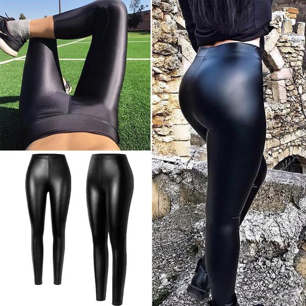 shiny leggings, skintightpant, wetlooklegging, Fitness