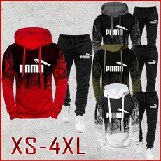 Fashion, pullover hoodie, Spring, track suit