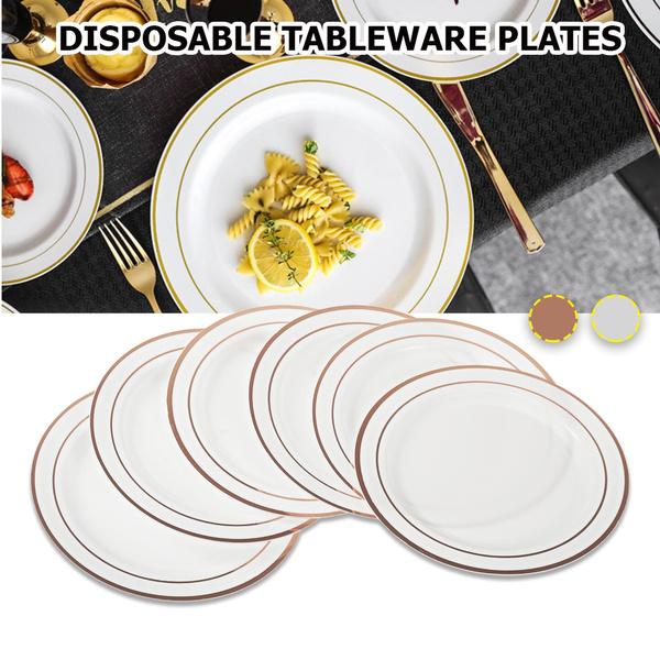 plasticplate, partyplate, Tableware, Plastic