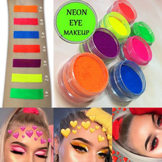 neonpowder, Eye Shadow, Makeup, nailglitter