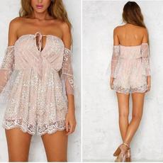 Summer, nightwear, Fashion, Necks