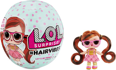 Hairpieces, $15, doll, lolë
