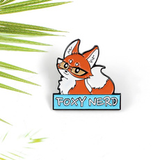 cute, foxy, Jewelry, animal print