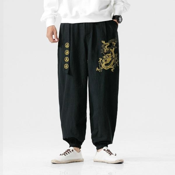harem, Fashion, Chinese, pants