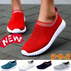Summer, Sneakers, Plus Size, Socks