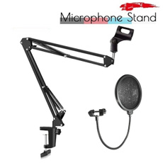 audioequipment, microphonefiltermask, boommicstand, Masks