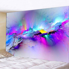 art, Home Decor, Colorful, tapestrywalldecor