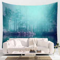 tapestrywalldecor, Blanket, psychedelictapestry, boho