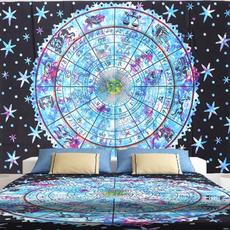 Decor, Wall Art, mandalatapestry, Picnic