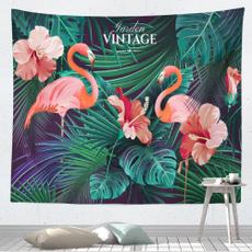 Decor, flamingo, Home Decor, animaltapestry