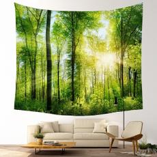 art, Home Decor, tapestrywalldecor, sunshine
