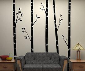 art, kidsroom, Stickers, Tree