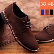 casual shoes, loafersslipon, Plus Size, leather shoes