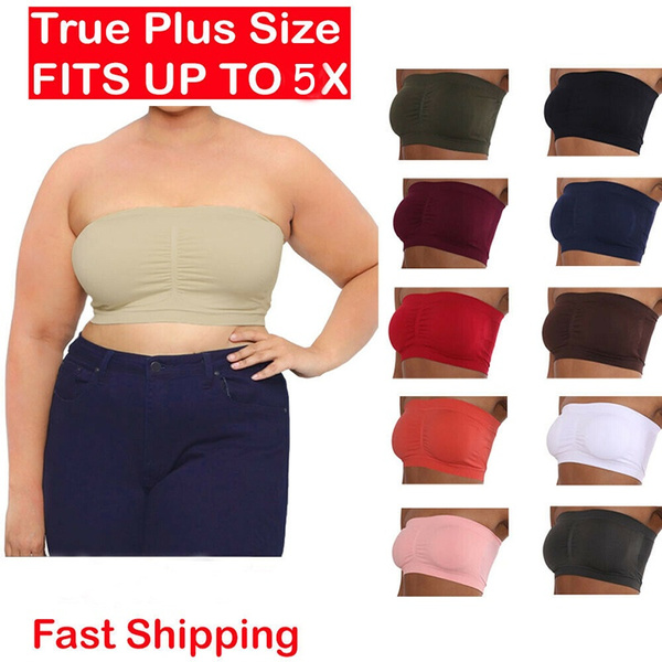 Women Vest, strapless, Fashion, wrappedchest