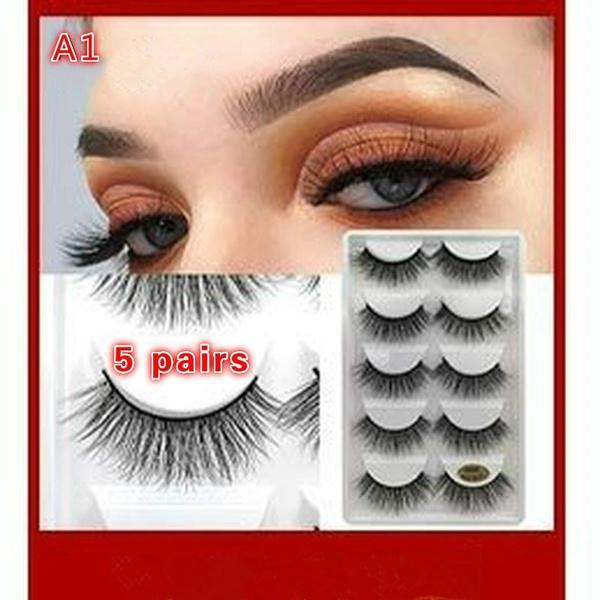 Eyelashes, False Eyelashes, Beauty, Eye Makeup
