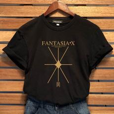 K-Pop, monstax, monstaxtshirt, letter print
