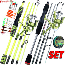 outdoorfishing, rodreel, Fishing Tackle, fishingcombokit