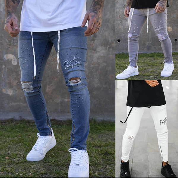 Blues, jeansformen, slimfitjeansformen, Men's Fashion