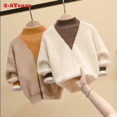 childrenswear, autumnandwintersweater, Fashion, cottonbabysweater