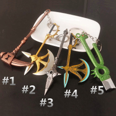 thesevendeadlysin, Blade, Key Chain, Jewelry