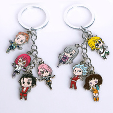 thesevendeadlysin, Key Chain, Chain, Cars