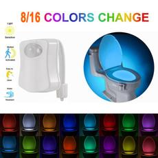 toilet, Bathroom, lednightlight, Waterproof