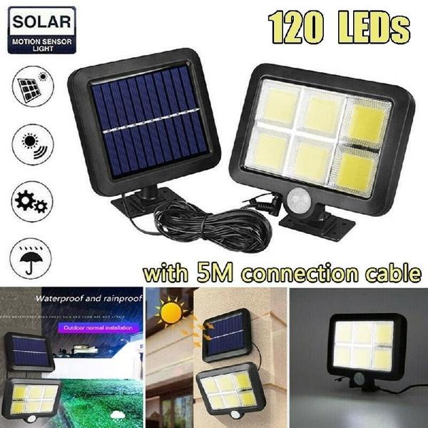 Sensors, led, Garden, solarlightsoutdoor